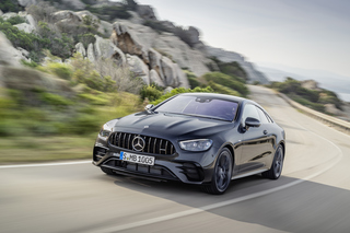 Mercedes-AMG E 53 Coupé und Cabriolet - Facelift für die Sportversi...