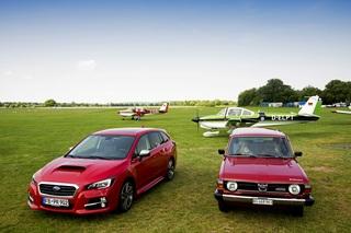 Tradition: 100 Jahre Subaru - Auf zum Himmel!