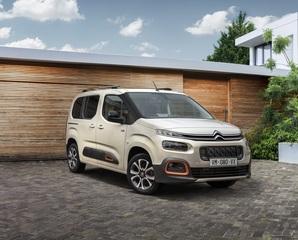 Lieferwagen-Trio von PSA und Opel - Berlingo startet den Neuanfang