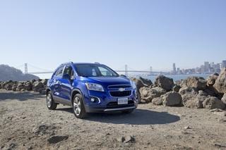 Chevrolet Trax - Kurz, kräftig und kostengünstig (Kurzfassung)