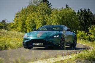 Fahrbericht Aston Martin Vantage F1 Edition - Vettel fährt mit