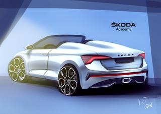 Skoda Azubi Car - Golf-Gegner wird zum Spaß-Cabrio