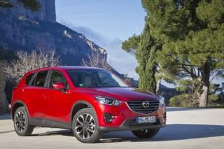 Zwei Sondermodelle des Mazda CX-5 - Einmal alles, bitte