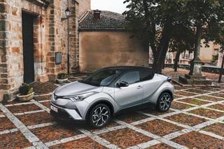 Toyota C-HR - Nur nicht auffallen war gestern (Kurzfassung)
