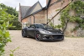 Lotus Evora GT430  - Leichter und stärker als bisher