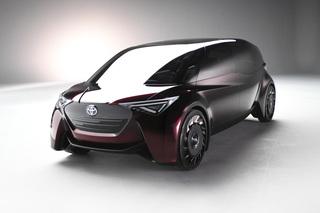 Toyota Fine-Comfort Ride Concept  - Sauber und bequem