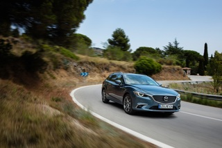 Mazda6-Modellpflege - Es geht immer noch ein bisschen besser (Kurzf...
