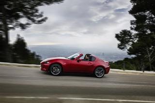 Fahrbericht: Mazda MX-5 RF - Jetzt mit Targa-Feeling