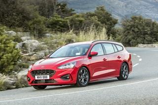 Fahrbericht: Ford Focus Turnier - Flotter Funktionalismus
