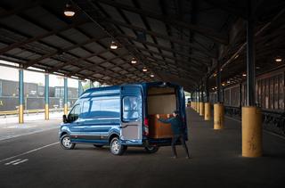 Ford Transit - Sparsamer und leichter