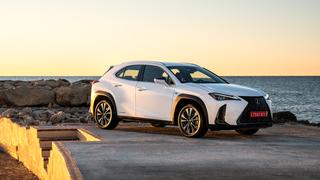 Fahrbericht: Lexus UX 250h - Kantige Alternative