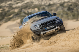 Fahrbericht: Ford Ranger Raptor - Breiter, höher, robuster