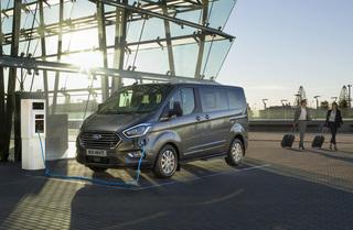 Fahrbericht: Ford Transit - Kastenwagen unter Strom