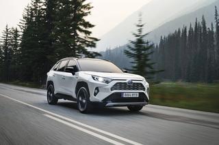 Fahrbericht: Toyota RAV4 - Jubiläum für den SUV-Urvater