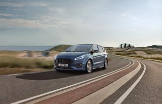 Ford-Vans kommen als Hybrid - Elektrifizierung für S-Max und Galaxy