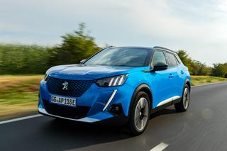 Fahrbericht: Peugeot e-2008   - Strom steht ihm gut