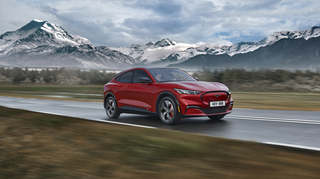 Ford Mustang Mach-E - So viel kostet das elektrische Pferd