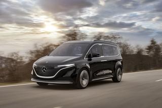 Mercedes EQT Concept - V-Klasse im Visier