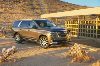 Neuauflage: Cadillac Escalade - Riese mit Riesendisplay
