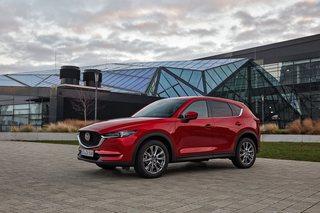 Mazda CX-5  - Starker Diesel nun mit Frontantrieb
