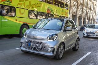 Fahrbericht Smart EQ fortwo/forfour - Talentierter City-Stromer