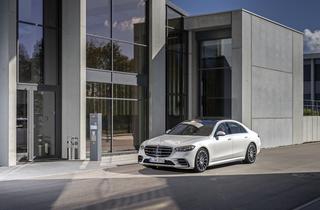 Test: Mercedes S 500 L  - Der Souverän