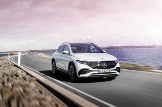 Mercedes EQA  - Stuttgarts Einstiegs-Stromer