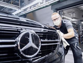 Ausblick Mercedes C-Klasse  - Vier Zylinder sind das Maximum