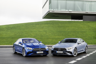 Mercedes CLS Facelift - Optisch und preislich angehoben