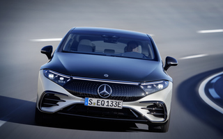 5x: Innovationen beim Mercedes EQS   - Teslas Schatten fährt mit