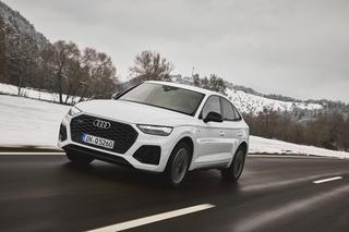 Fahrbericht: Audi Q5 Sportback - Konsequente Schräge