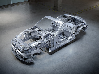 Mercedes-AMG SL   - Alles neu