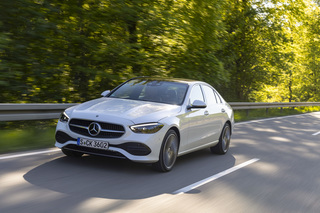 Fahrbericht: Mercedes C-Klasse - Maßstab der Mittelklasse