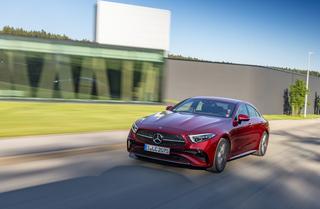 Fahrbericht: Mercedes CLS 300 d 4Matic - Schräg, schön und sparsam