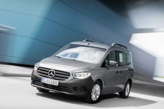 Mercedes Citan   - Start bei 23.000 Euro