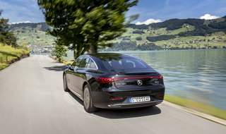 Mercedes EQS Edition 1 - Zum Start mit Extras