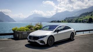 Mercedes EQS - Revolution auf Rädern