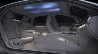 Volvo S90 Ambience Concept - Polarlicht fürs Auto