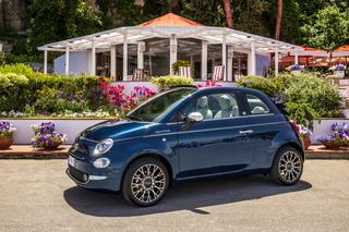 """Fiat 500C Sondermodell """"Yacht Club Capri"""" - Nicht nur für Segelfans"""