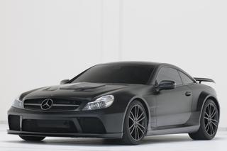 Brabus-Tuning für Mercedes SL 65 AMG Black Series: Schneller geht i...
