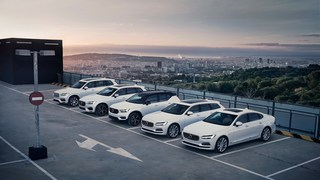 Volvo-Plug-in-Modelle  - Bis zu 3.000 kWh-Strom kostenlos