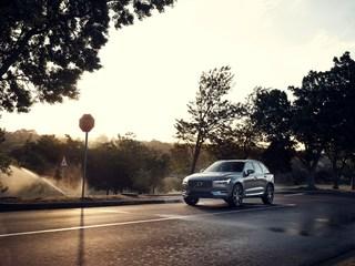 Weitere elektrifizierte Varianten des Volvo XC60  - Mit Stecker und...