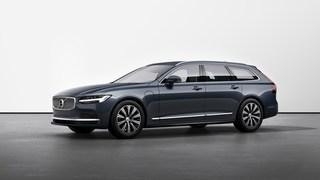 Volvo V90 mit weiterer Plug-in-Version  - Mit Stecker CO2-Emissione...