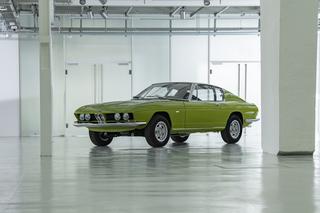 BMW restauriert Frua-Studie  - Wiederauferstandener 2800 GTS
