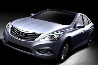 Hyundai Grandeur - Koreas neuer großer Fronttriebler