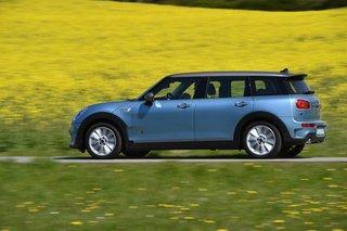 Fahrbericht: Mini Cooper SD Clubman ALL4 Automatik - Mehr Gaudi und...