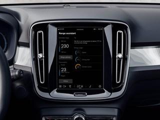 Volvo Range Assistant App  - Reichweite optimieren