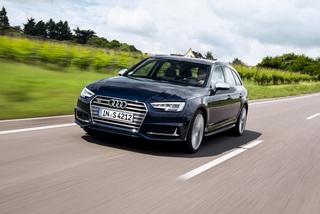 Fahrbericht: Audi S4/S4 Avant - Kraftpaket der leisen und lauten Töne