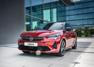 Opel Corsa-e  - Jetzt auch im GS-Look