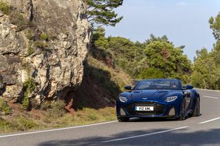 Fahrbericht: Aston Martin DBS Superleggera Volante - Some like it hot!